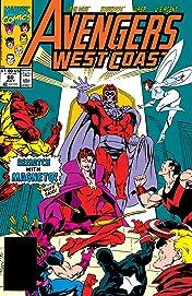Avengers West Coast (1985-1994) #60