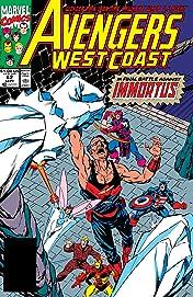 Avengers West Coast (1985-1994) #62