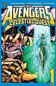 Avengers: Celestial Quest (2001-2002) #1 (of 8)