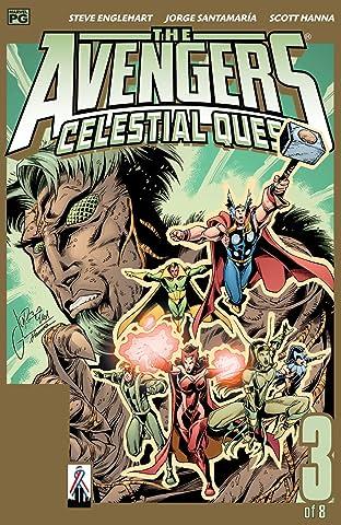 Avengers: Celestial Quest (2001-2002) #3 (of 8)