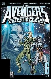 Avengers: Celestial Quest (2001-2002) #6 (of 8)