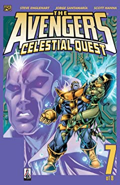 Avengers: Celestial Quest (2001-2002) #7 (of 8)
