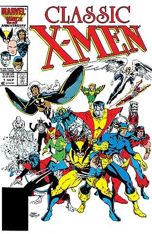 Classic X-Men (1986-1990) #1