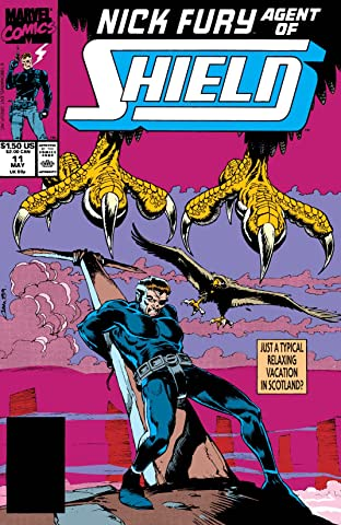 Nick Fury, Agent of S.H.I.E.L.D. (1989-1992) No.11