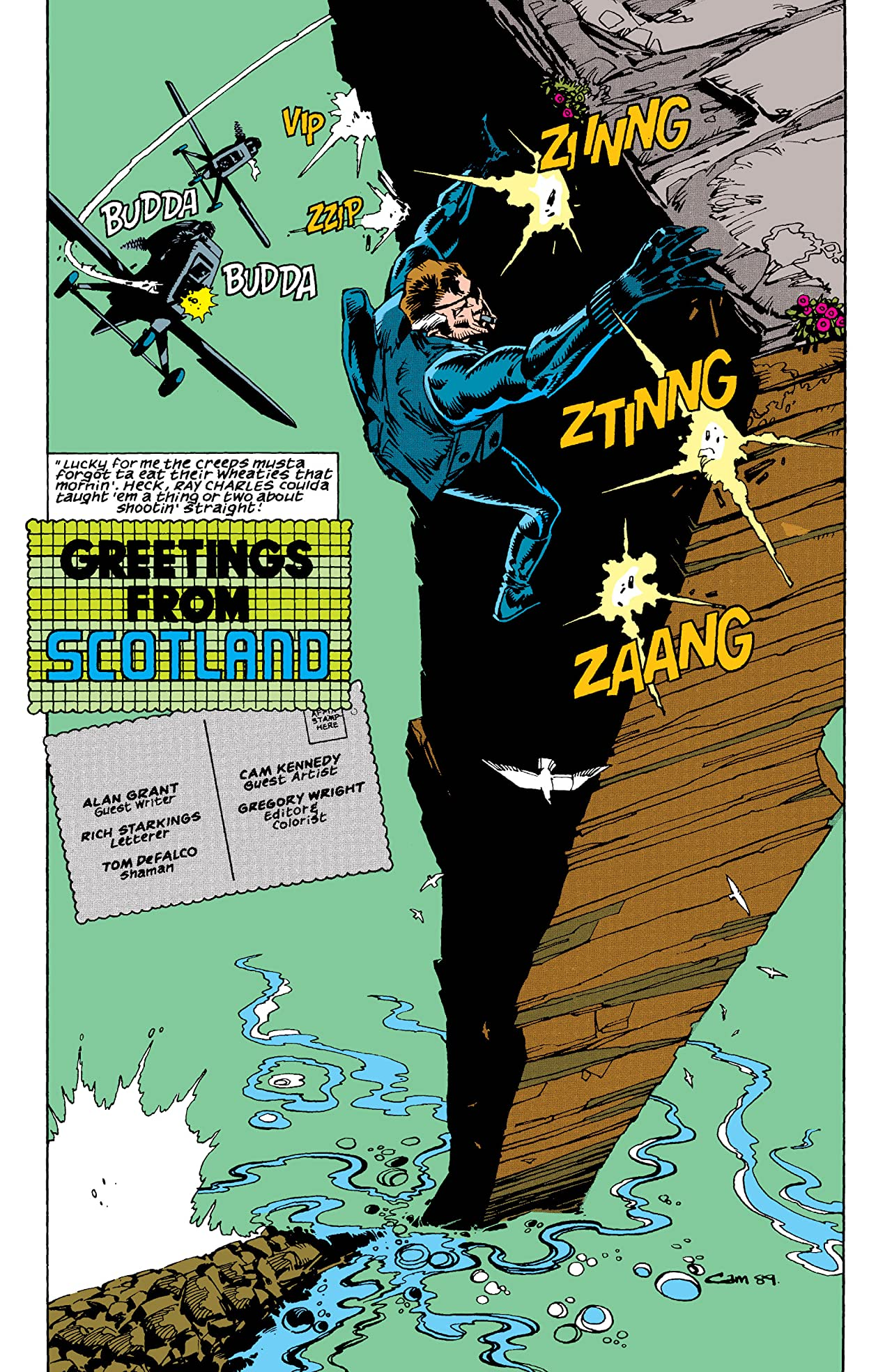 Nick Fury, Agent of S.H.I.E.L.D. (1989-1992) #11