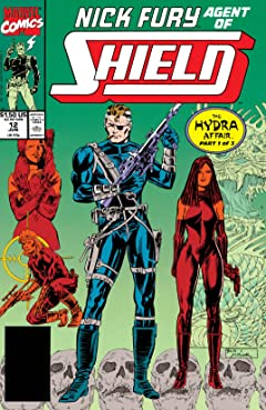 Nick Fury, Agent of S.H.I.E.L.D. (1989-1992) #12