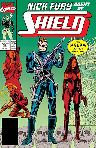 Nick Fury, Agent of S.H.I.E.L.D. (1989-1992) #12