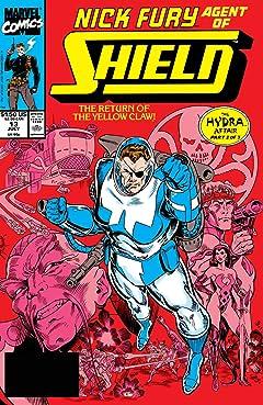 Nick Fury, Agent of S.H.I.E.L.D. (1989-1992) #13
