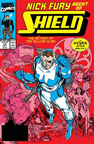 Nick Fury, Agent of S.H.I.E.L.D. (1989-1992) No.13