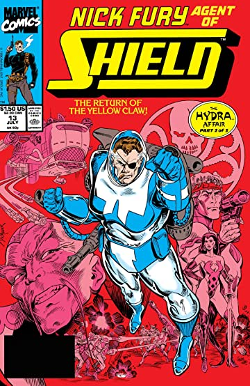 Nick Fury, Agent of S.H.I.E.L.D. (1989-1992) #13