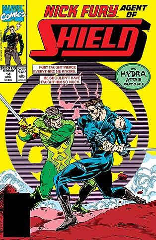 Nick Fury, Agent of S.H.I.E.L.D. (1989-1992) #14