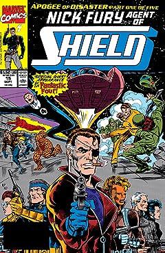 Nick Fury, Agent of S.H.I.E.L.D. (1989-1992) #15