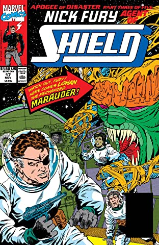 Nick Fury, Agent of S.H.I.E.L.D. (1989-1992) No.17