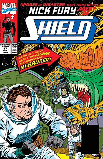 Nick Fury, Agent of S.H.I.E.L.D. (1989-1992) #17