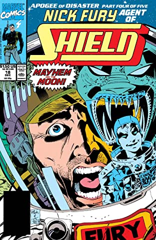 Nick Fury, Agent of S.H.I.E.L.D. (1989-1992) No.18