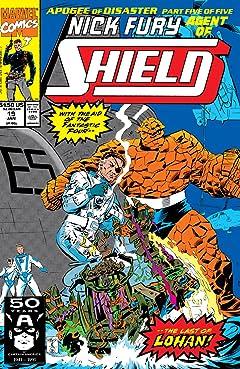 Nick Fury, Agent of S.H.I.E.L.D. (1989-1992) #19