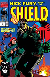 Nick Fury, Agent of S.H.I.E.L.D. (1989-1992) #20