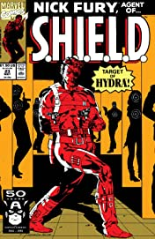 Nick Fury, Agent of S.H.I.E.L.D. (1989-1992) #23