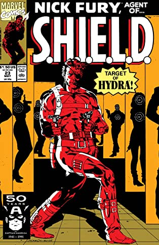 Nick Fury, Agent of S.H.I.E.L.D. (1989-1992) #23