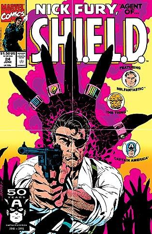 Nick Fury, Agent of S.H.I.E.L.D. (1989-1992) #24