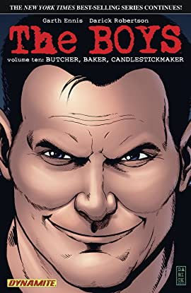 The Boys Vol. 10: Butcher Baker Candlestickmaker