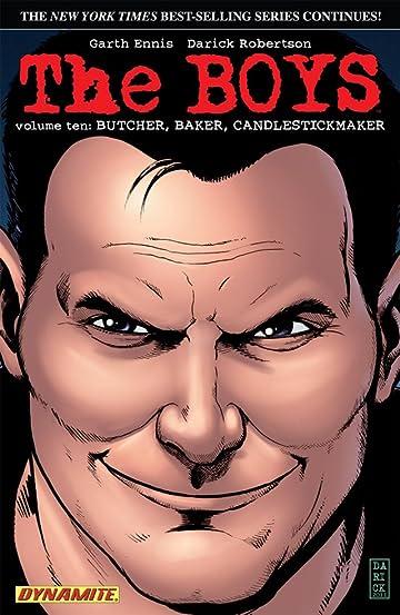The Boys Tome 10: Butcher Baker Candlestickmaker
