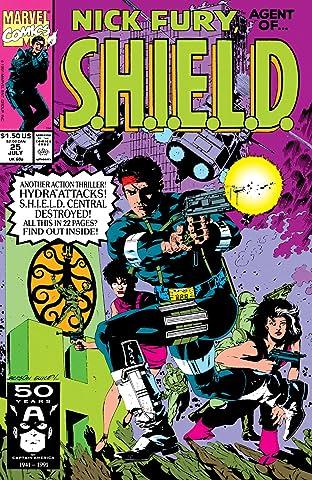 Nick Fury, Agent of S.H.I.E.L.D. (1989-1992) #25