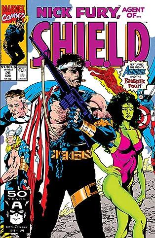 Nick Fury, Agent of S.H.I.E.L.D. (1989-1992) #26