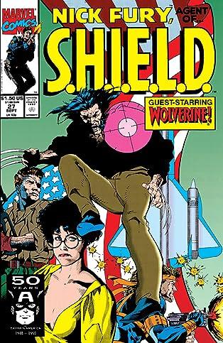 Nick Fury, Agent of S.H.I.E.L.D. (1989-1992) #27