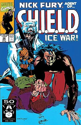 Nick Fury, Agent of S.H.I.E.L.D. (1989-1992) #28
