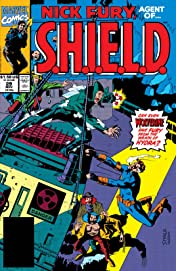Nick Fury, Agent of S.H.I.E.L.D. (1989-1992) #29