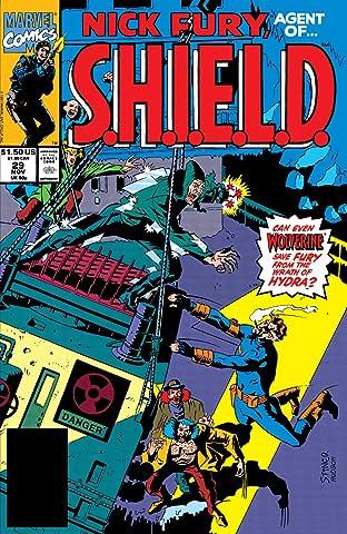 Nick Fury, Agent of S.H.I.E.L.D. (1989-1992) #29