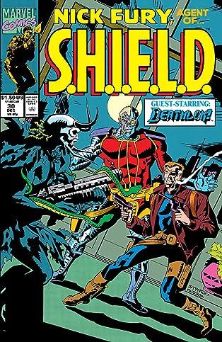 Nick Fury, Agent of S.H.I.E.L.D. (1989-1992) #30