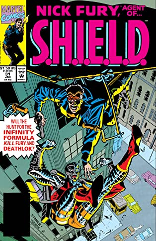 Nick Fury, Agent of S.H.I.E.L.D. (1989-1992) #31