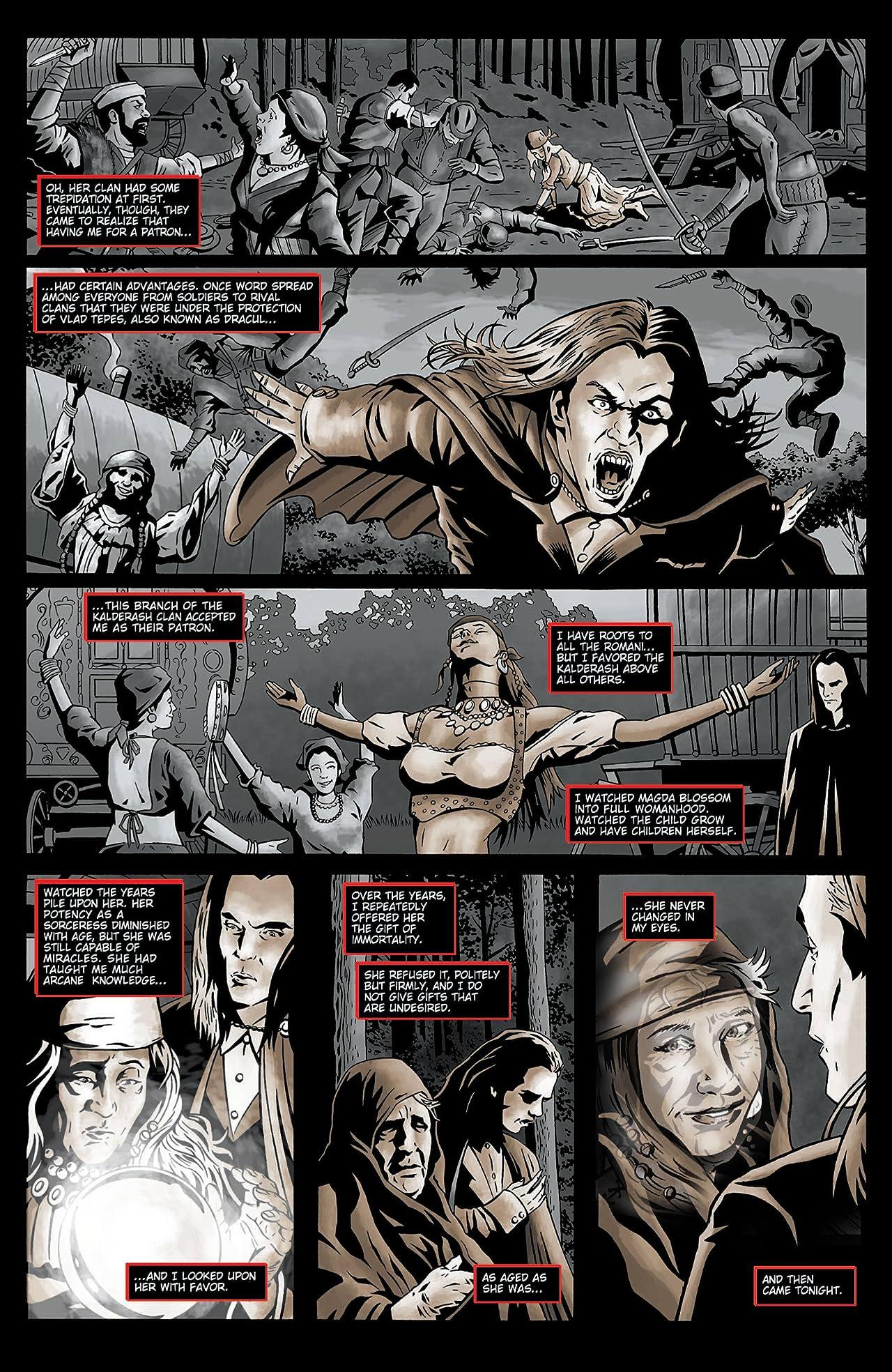 Spike Vs. Dracula #1 (of 5)