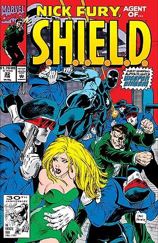 Nick Fury, Agent of S.H.I.E.L.D. (1989-1992) #32