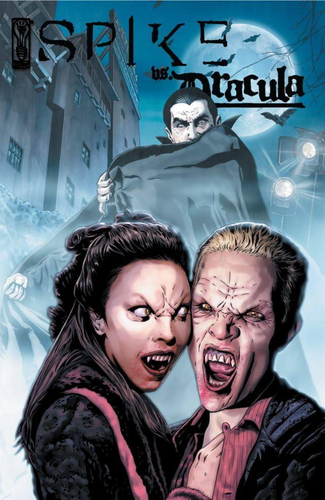 Spike Vs. Dracula #2 (of 5)