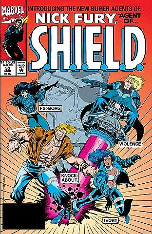 Nick Fury, Agent of S.H.I.E.L.D. (1989-1992) #33
