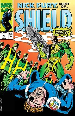 Nick Fury, Agent of S.H.I.E.L.D. (1989-1992) #34