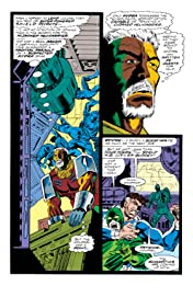 Nick Fury, Agent of S.H.I.E.L.D. (1989-1992) #34