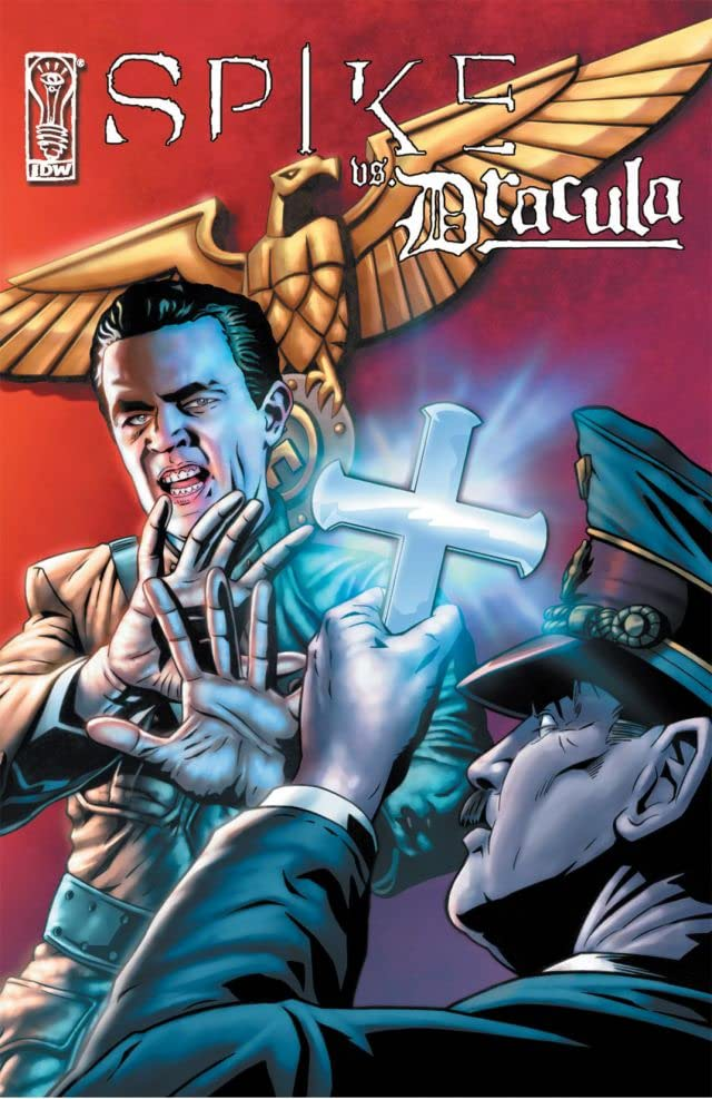 Spike Vs. Dracula #3 (of 5)