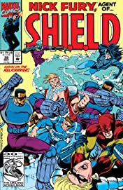 Nick Fury, Agent of S.H.I.E.L.D. (1989-1992) #35