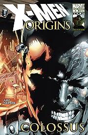 X-Men Origins: Colossus #1