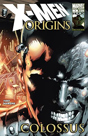 X-Men Origins: Colossus #1