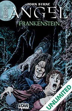 Angel vs. Frankenstein 1