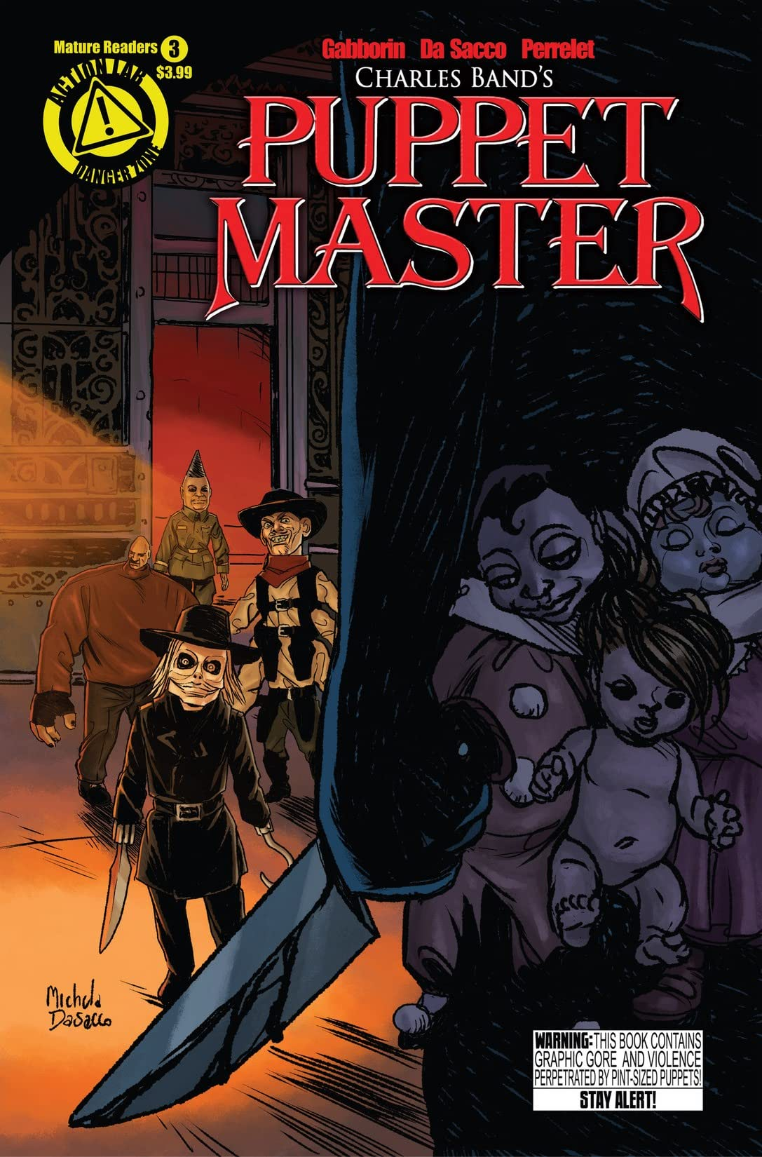 Puppet Master #3