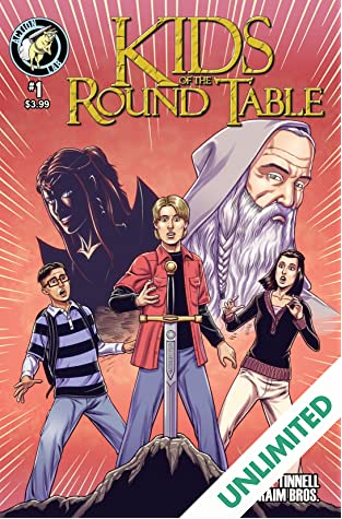 Kids of the Round Table #1