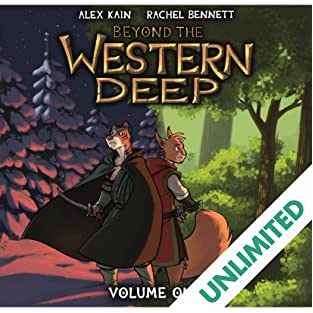 Beyond the Western Deep Vol. 1