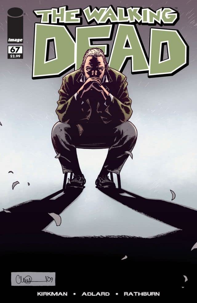 The Walking Dead #67