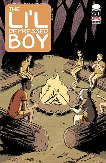 The Li'l Depressed Boy #10